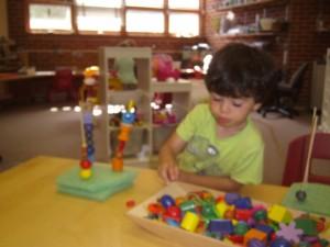 Fine Motor Skills Development at Creekside Kids