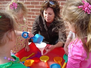 Our Early Child Development Is Child Centered